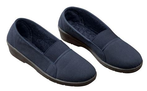 Comfort Fit by Comfort Fit Elastic Slip Ons Ebay