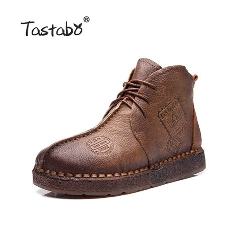 Aliexpress Buy Tastabo Sale Shoe - tastabo sale shoes retro boots handmade ankle