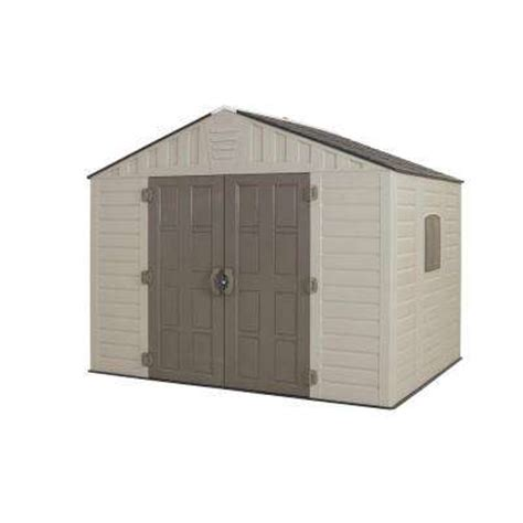 plastic sheds sheds the home depot