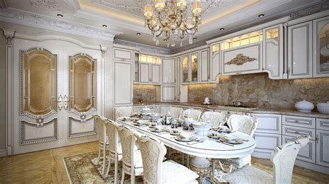 Provincial Interior Design by 5 Luxurious Interiors Inspired By Louis Era Design