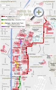 Las Vegas Strip Maps by 25 Best Ideas About Las Vegas Strip Map On Pinterest