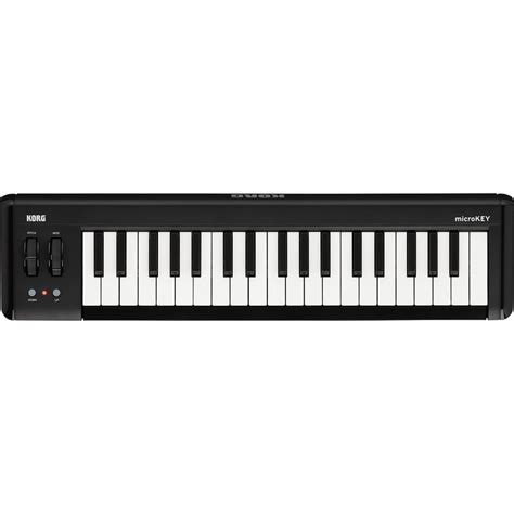 Update Keyboard Korg korg microkey2 37 usb keyboard controller microkey237 b h photo