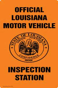 Louisiana drivers license renewal sticker angelle estates hoa