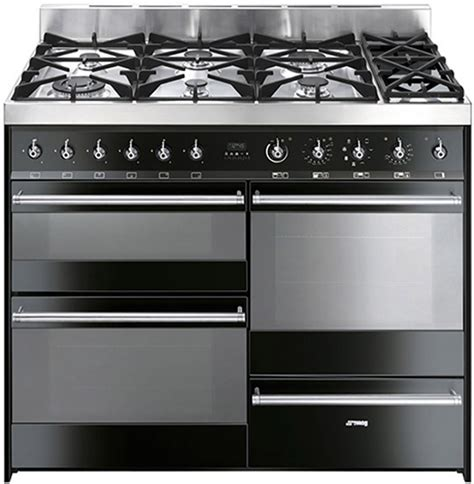 Luxurious Gas Food Oven 5 luxurious gas range stoves for serious foodies