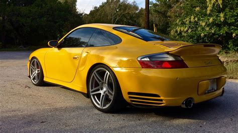 Who Own Porsche by Here S How To Own The 996 Porsche 911 Turbo You Really Want