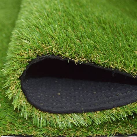 tappeto erba finta prato sintetico15mm calpestabile finta erba tappeto doppio
