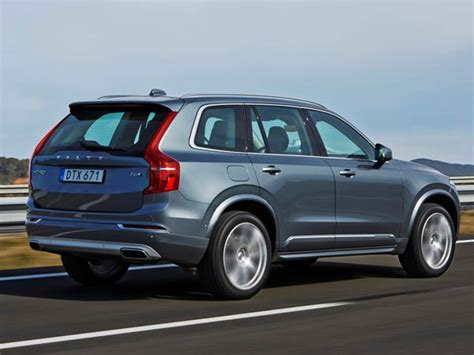 volvo cars in india with price and models volvo xc90 2015 model to debut in india on 12th may