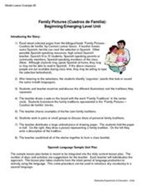 family pictures cuadros de family pictures cuadros de familia 2nd 6th grade lesson plan lesson planet