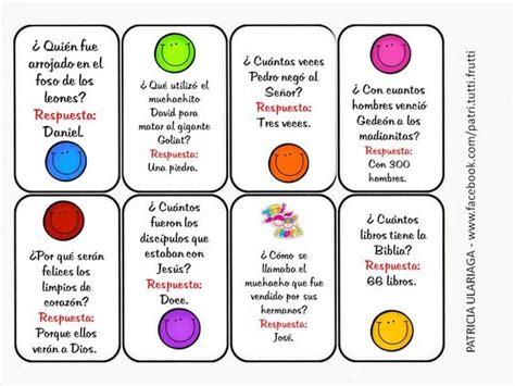 preguntas random para juegos pin by patricia ulariaga on juego de preguntas para ni 241 os