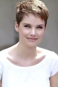 Cute short haircuts for thick hair source