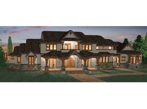 6 Bedroom Country House Plans | 6 bedroom house plans large house plans 6 bedrooms country