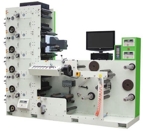 zk flexible layout zk b pr860 paper cup flexo printing machine zambak kagit