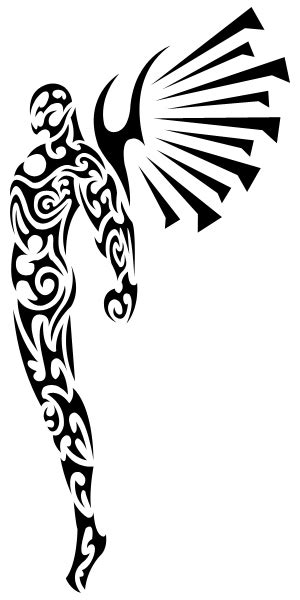 tribal tattoos png clipart best