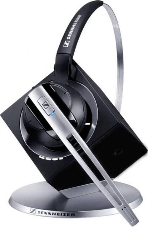 Headset Sennheiser Wireless sennheiser dw 10 convertible wireless office headset ebuyer