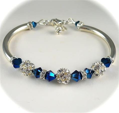 Blue Bracelet etsy your place to buy and sell all things handmade