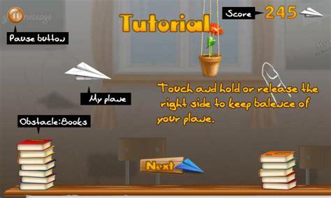 tutorial online tap ut gioco android l aereo di carta tap glider tuttoandroid