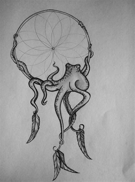 unique dreamcatcher tattoo designs the 25 best catcher drawing ideas on