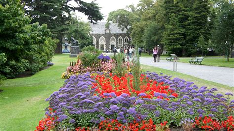 Cgt City Garden Tour Includes 2 Private And 2 Public Christchurch Botanic Gardens