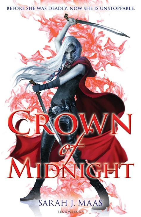 crown of midnight 2 book review crown of midnight by sarah j maas reporter