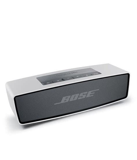 Soundlink Mini Portable Bluetooth Speaker buy bose soundlink 359037 1300 mini portable bluetooth speaker at best price in india