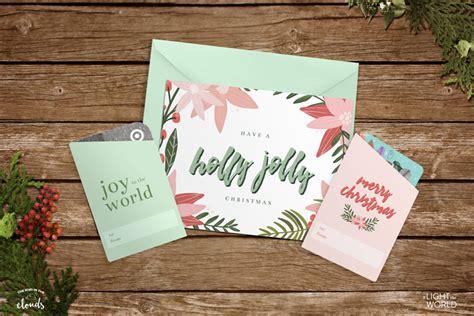 printable holiday gift card holder family christmas printable kit lighttheworld lolly jane
