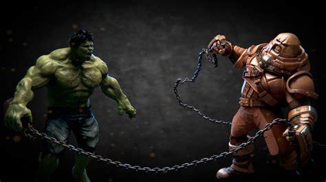imagenes de wolverine en 3d hulk vs juggernaut blendernation