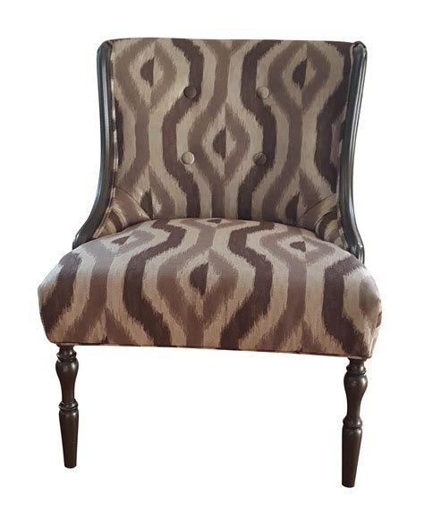 Silver Accent Chair Vintage Gray Silver Accent Chair Chairish