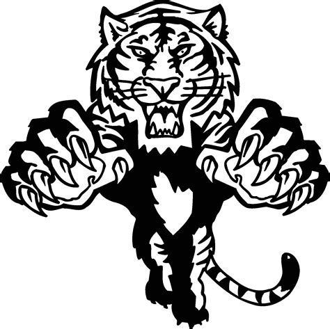 tiger02 gif 1891 215 1890 clipart pinterest tigers