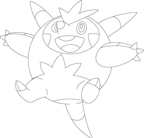 pokemon coloring pages quilladin coloriage pok 233 mon bogu 233 risse coloriages 224 imprimer