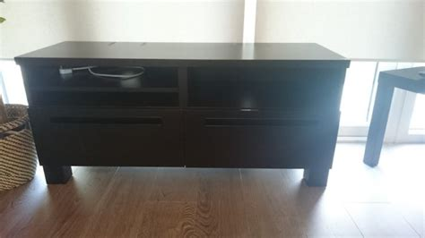 besta adal freebie ikea besta adal tv bench for sale in clongriffin