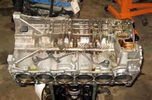 bmw 2 5i m54 bare engine block 2001 2006 e39 e46 e60 e83