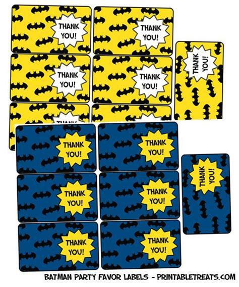 printable batman birthday decorations 78 best images about batman birthday printables on