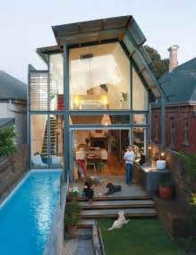 lap pools for small spaces small space swimming lap pools apartment therapy