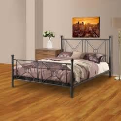 pilaster designs matte black metal size bed