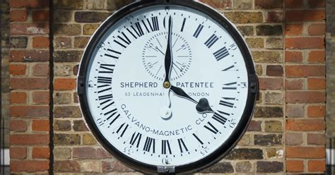 history  time zones   uk