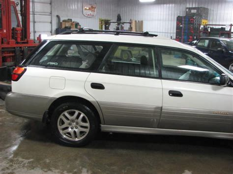 subaru outback differential 2002 subaru legacy outback rear axle differential 19803584