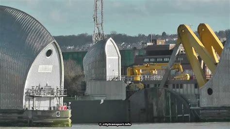 thames barrier film flooding emergency london s river thames barrier in