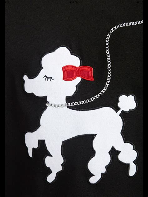 poodle skirt applique template 25 unique poodle skirts ideas on poodle skirt
