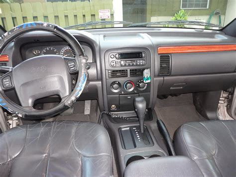 1999 Jeep Grand Limited Interior 1999 Jeep Grand Pictures Cargurus