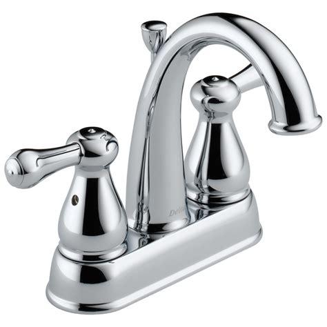delta 2575 leland 2 handle centerset lavatory faucet