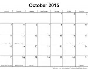 october 2015 printable calendar printable blank calendar org