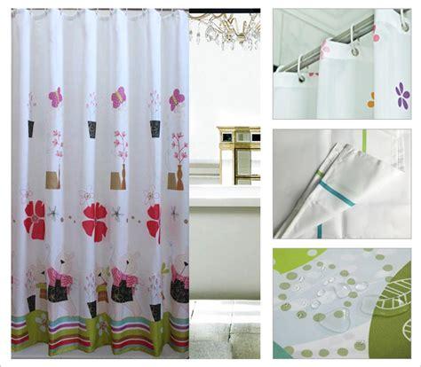 colored shower curtain multi colored striped shower curtain multi colored