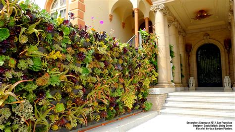 Florafelt Vertical Garden Plants On Walls Gallery