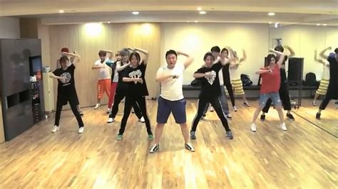 tutorial dance gangnam style psy gangnam style mirrored dance practice youtube