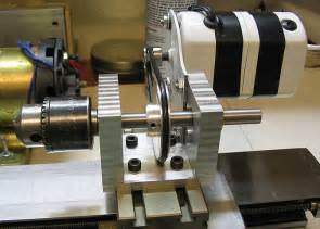 Small Home Lathe Auxiliary Spindle For The Small Lathe