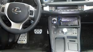 lexus ct200h audio upgrade
