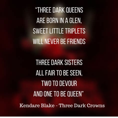 Three Crowns By Kendare book review three crowns by kendare reads