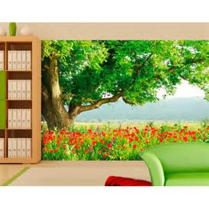 large wall murals uk a day in my garden wall mural photo wallpaper 280x200cm