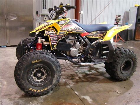 Suzuki Salvage Yard Rv Parts 2008 Suzuki Lt R 450 Racer For Sale Used