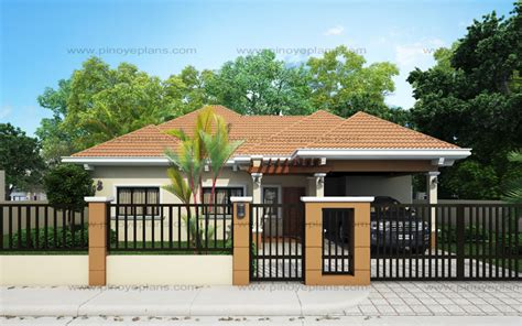 fence design for small house small house design series shd 2015015 pinoy eplans